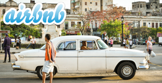 Airbnb listings boom in Cuba