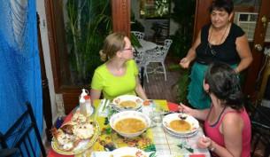 Casa Particular Food