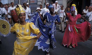 santiago carnaval