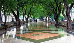 Havana accommodations and interesting places nearby Paseo del Prado