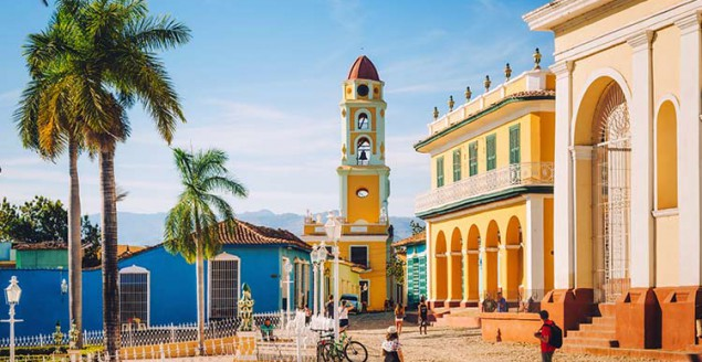 Casa Particular Trinidad and main tourist attractions